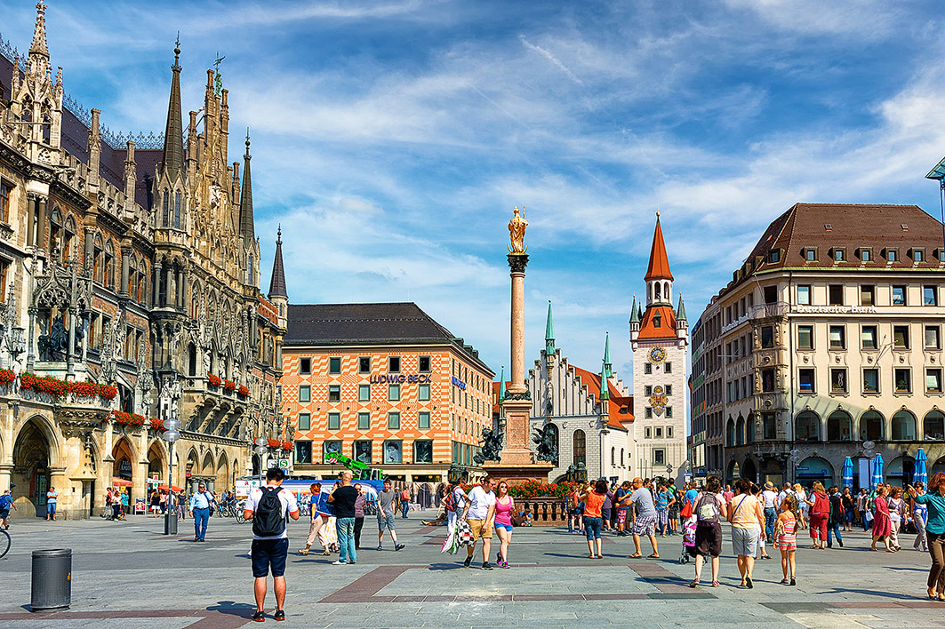 Мюнхене Munich