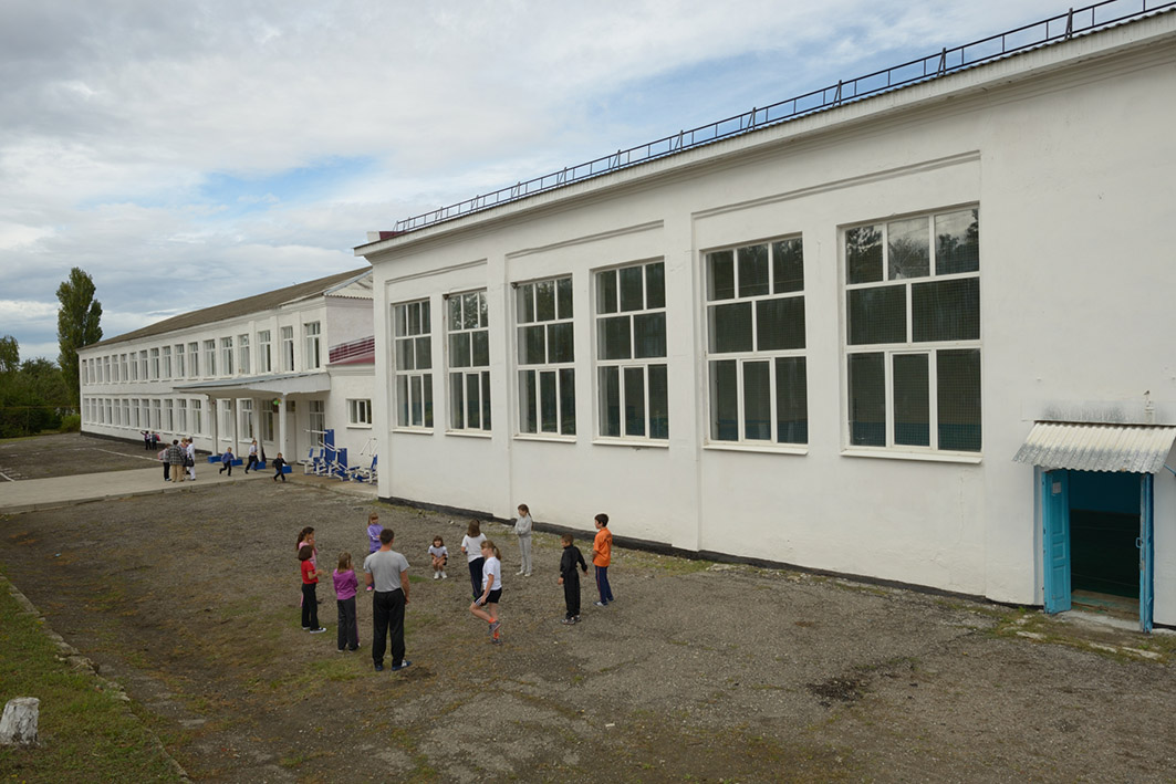 Школа села Северного