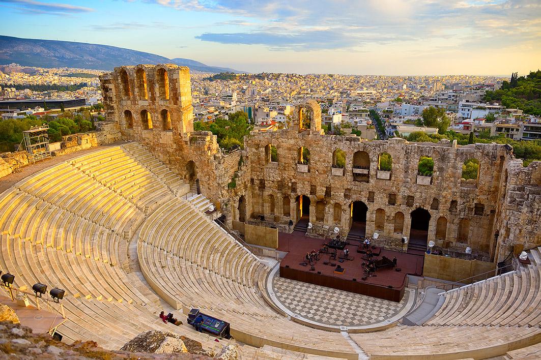 древнегреческий город картинки