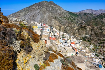 Olympos Karpathos Greece, город Олимпос Карпатос